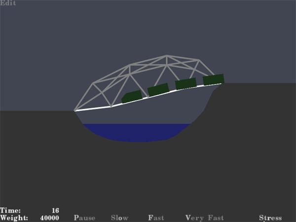 Bridge Building Game Cryptic Sea